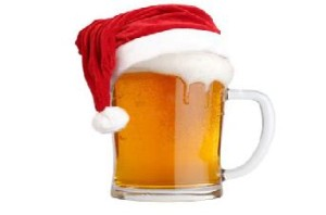 Happy Holidays! Let's celebrate with beer!