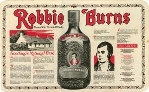 2nd Annual Robbie Burns Dinner Hash n Bash